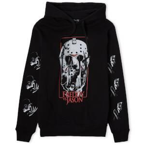 Freddy Vs. Jason Ultimate Showdown Hoodie - Black