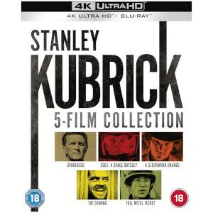 Stanley Kubrick: 4K Ultra HD 5-film Collection (Includes Blu-ray)