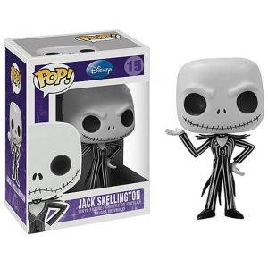 Figura Pop! Vinyl Jack Skeleton - Pesadilla antes de Navidad