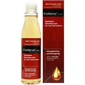Foltène Unisex Shampoo for Thinning Hair 200ml