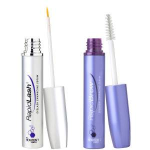 RapidLash & RapidBrow Eyelash & Eyebrow Enhancing Serum Duo