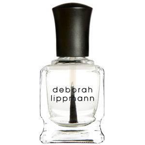 Deborah Lippmann Hard Rock Nagelstärkender Unter- und Überlack(15 ml)