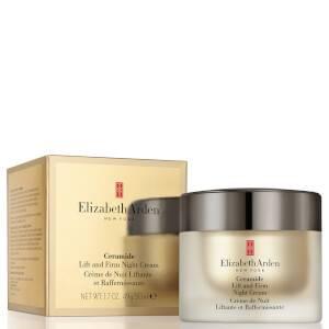 Elizabeth Arden Ceramide Lift & Firm Night Cream (50ml)
