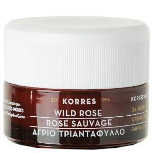 Crema hidratante pieles mixtas/grasas KORRES Wild Rose 40ml