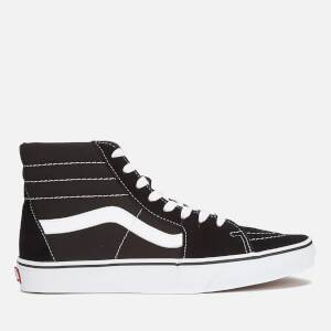Vans Sk8 Hi-Top Trainers - Black/White