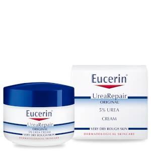 Eucerin® Dry Skin Replenishing Cream 5% Urea with Lactate and Carnitine (75ml)