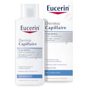 Eucerin® DermoCapillaire shampooing calmant urée (250ml)