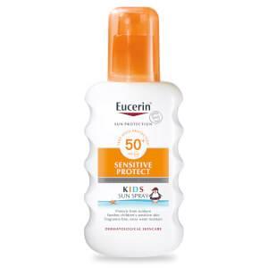 Eucerin® 伊思妮 50+ 高係數兒童防曬噴霧 (200ml)
