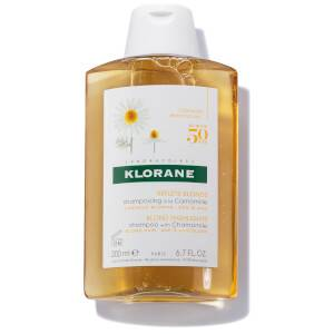 KLORANE Camomile Shampoo For Blonde Hair (200 ml)