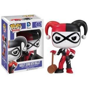 DC Comics Batman Harley Quinn With Mallet Funko Pop! Vinyl