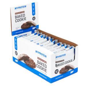 Cookie de Proteína Assado