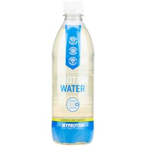 Myprotein Protein Water, 15g, Box of 12, Lemon & Lime