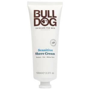 Bulldog Sensitive Shave Cream-100ml