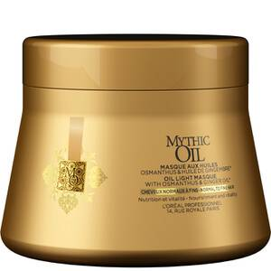 LOréal Professionnel Mythic OilMasquefor Normal to Fine Hair