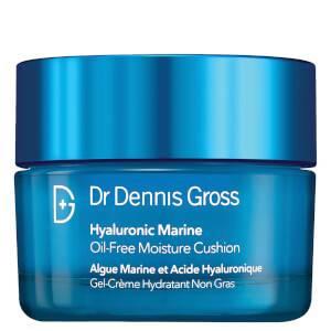 Dr Dennis Gross Skincare Hyaluronic Marine Moisture Cushion(닥터 데니스 그로스 스킨케어 히알루로닉 마린 모이스처 쿠션 50ml)