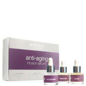 NuFACE Anti-Aging Infusion Serum Set (Worth $128)
