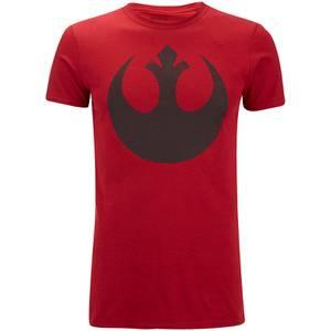 Star Wars Men's Rebel Alliance T-Shirt - Antique Cherry