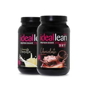 IdealLean Protein 2 Tubs - 60 Servings