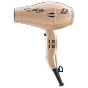 Parlux Advance Light Ceramic Ionic Hair Dryer - Light Gold