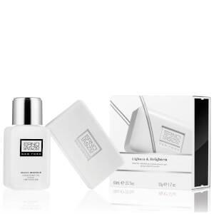 Erno Laszlo White Marble Double Cleanse Travel Set (Worth $47)