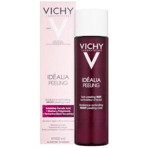 Soin peeling nuit Idéalia Vichy 100ml