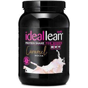 IdealLean プロテイン - キャラメルモカ味