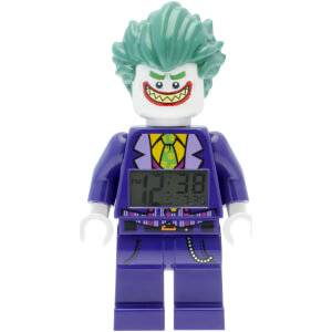 LEGO Batman Movie: The Joker Minifigure Clock