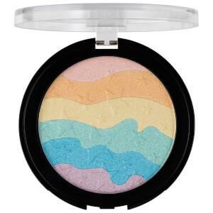 Lottie London Rainbow Highlighter - Mermaid Glow(로티 런던 레인보우 하이라이터 - 머메이드 글로우 9g)