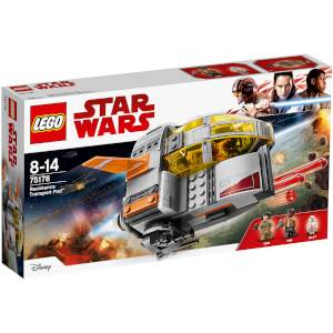LEGO Star Wars Episode VIII: Resistance Transport Pod (75176)