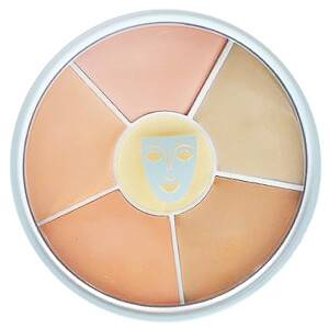 Kryolan Professional Make-Up Concealer Wheel 30g