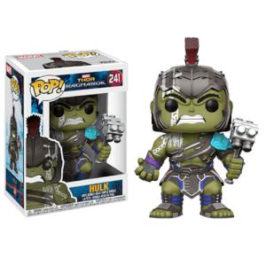 Thor Ragnarok Hulk Helmeted Gladiator Pop! Vinyl Figure