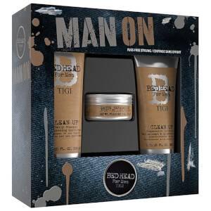 TIGI Bed Head for Men Man On Gift Pack
