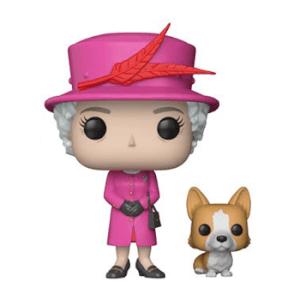 Royal Family Queen Elizabeth II Pop! Vinyl Figure