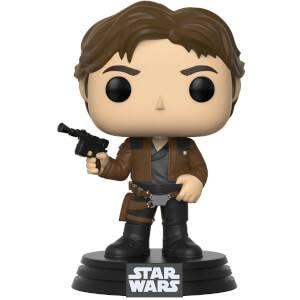 Figura Funko Pop! Han Solo - Han Solo: una historia de Star Wars