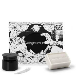 ARgENTUM coffret de la lune Quintessential Trio for Illuminated Skin (Worth £359.00)