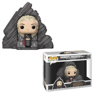 Game of Thrones Daenerys auf Drachenstein (Dragonstone) Thron Pop! Vinyl Ride