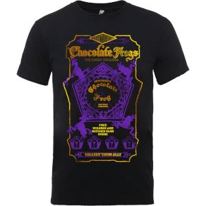 T-Shirt Homme Honeydukes Chocogrenouille - Harry Potter - Noir