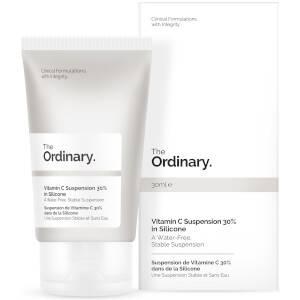 Crema de suspensión con vitamina C 30 % en silicona de The Ordinary