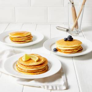 Meal Replacement Pancake Stack