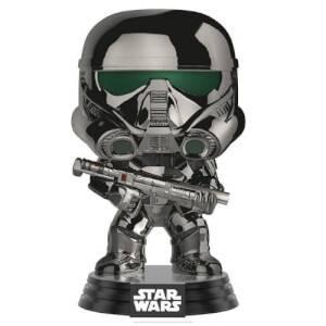 Star Wars Chrome Imperial Death Trooper EXC Pop! Vinyl Figure