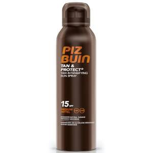 Piz Buin Tan and Protect Spray SPF 15 150ml