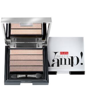 PUPA Vamp 4-Eyeshadow Palette(뿌빠 뱀프 4-아이섀도우 팔레트 4g - 앱솔루틀리 누드)