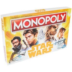 Monopoly Star Wars - Edición Han Solo: una historia de Star Wars
