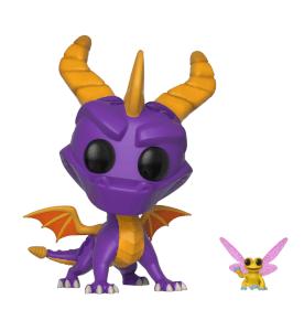 Figura Funko Pop! Spyro y Sparx - Spyro el dragón
