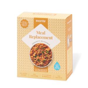 Meal Replacement Spaghetti Bolognese, Pack of 5