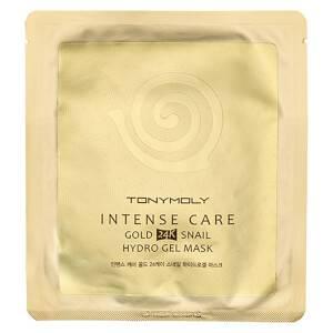 TONYMOLY Intense Care Snail Gold 24K Hydrogel Mask