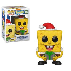 Nickelodeon Spongebob Squarepants Holiday Pop! Vinyl Figure
