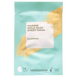 Vitamasques Gold Dust Sheet Mask Marine
