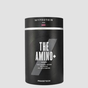 Myprotein THE Amino+ with PhaseTech, Berry, 20 Servings