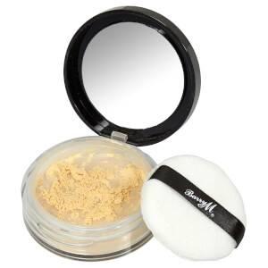 Barry M Cosmetics Ready Set Smooth Banana Powder